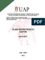 Plan Estrategico de La Escuela de Tecnologia Para Scribd