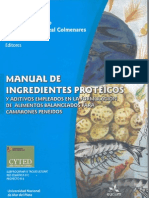 Manual Ingredientes Proteicos