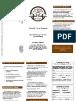 CRU Diversity Circle Brochure
