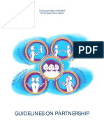 Guidelines on Partnership E
