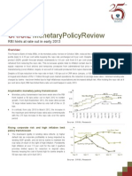Monetary Policy Oct-12