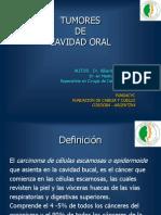 Tumores de Cavidad Oral
