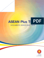 ASEAN Plus Three Document Series 2005-2010