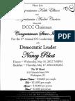 Pelosi Accepted Islamist Donations in Secret Fundraiser