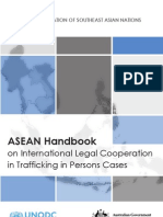 ASEAN Handbook on International Legal Cooperation in Trafficking in Persons Cases