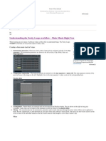 Fl - Basic Workflow