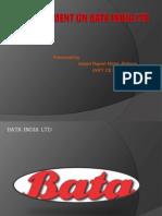Presentation Bata