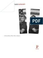 Weisburd Et Al. (2001) - The Abuse of Police Authority