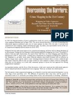 Hughes Et Al. (2002) - Mapping in Police Agencies