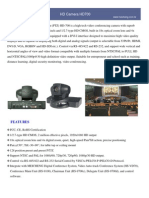 HD 700 High Definition Camera_Catalog