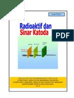 FIS-27 Radioaktif Dan Sinar Katoda