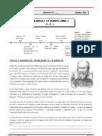 Guía Nº 2 - Diagrama de Cuerpo Libre  I