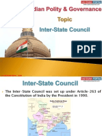 10(B) Inter State Council