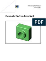Edu Cad Student Guide 2012 Fra
