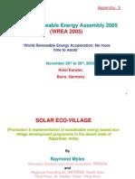 Solar Eco Village - Bonn