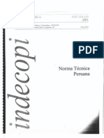 NTP339.159-2001-Ausculacion Con Penetrometro Dinamica.
