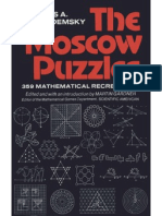 The.moscow.puzzles Kordemsky 0684148706