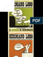 HERMANO LOBO ( Semanario de Humor Dentro de Lo Que Cabe)