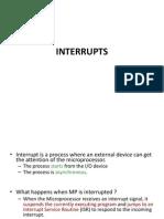 2 Interrupts