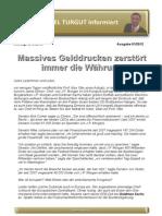 Michael Turgut informiert -  intelligent in Edelmatalle investieren 1/2012
