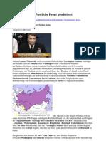Syrien-Krise — Westliche Front gescheitert