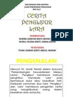 3. PENGLIPURLARA