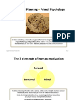 The Power of Primal Motivations