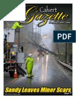 2012-11-01 Calvert Gazette