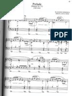 Gershwin Prelude
