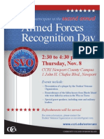 SVO_Flier_2nd Vet Day 2012