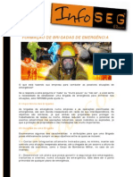 Infoseg Edicao22 Formacao de Brigadas de Emergencia