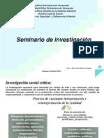 EL PROCESO DE INVESTIGACIÓN 27