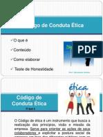 AULA - Código de Conduta Ética