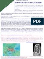 Associações de Pedreiros da Antigüidade