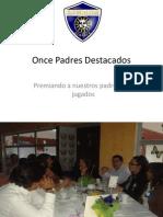 Once Padres Destacados Colegio Renacer Puente Alto