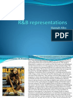 Representations of r&b Magazines