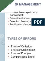 4452456 Rectification of Errors