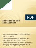 2 Jaringan Privat Dan Publik