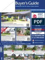 Coldwell Banker Olympia Real Estate Buyers Guide November 3rd 2012