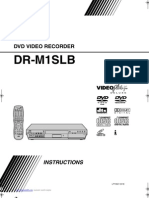 Jvc Dr-m1 Service Manual