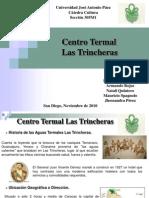 Presentación Centro Termal Las Trincheras