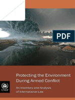 UNEP Protecting the Environment