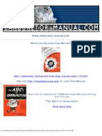 2005 Ford Ranger Owners Manual