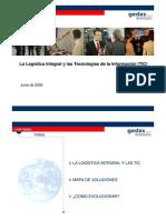 La Logistica Integral y Las Tics
