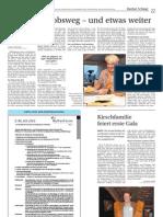 E- Bike Pilgerweg PDF Schweizerzeitung