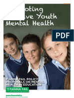 Promoting Positive Youth Mental Health