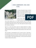 Tikal y Su Gran Gobernante Yikin Chan Kwill