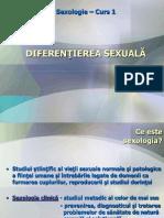 Sexologie - Curs 1