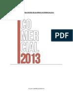 Programa Final #Comercial2013