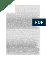 Diferencias Entre Las Constituciones de 1886 y 1991